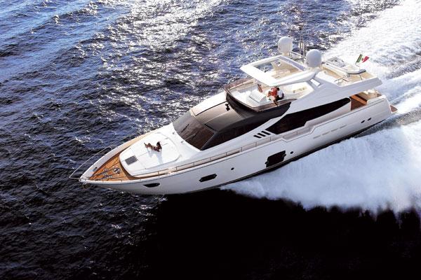 Motor Boat & Yachting | Ferretti-870