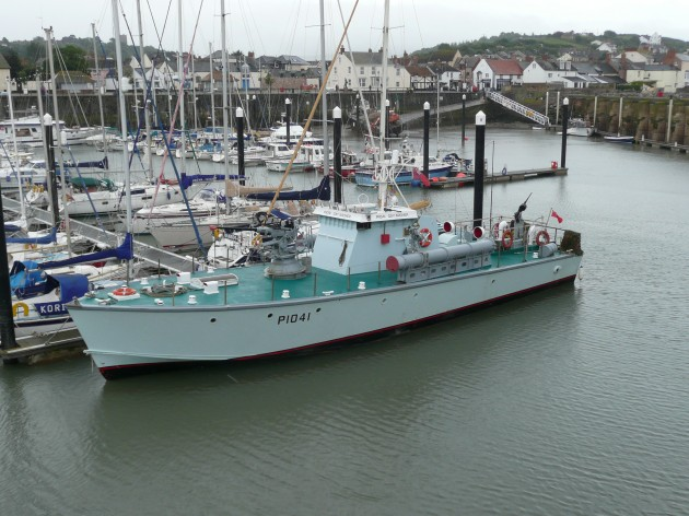 Veteran Torpedo Boat 39 S South Coast Tour Motor Boat
