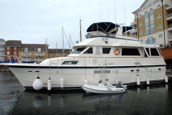 Motor Boat & Yachting | Hatteras 54