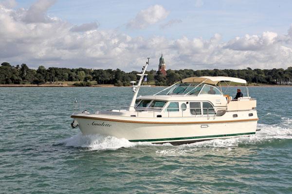 Motor Boat & Yachting   Linssen