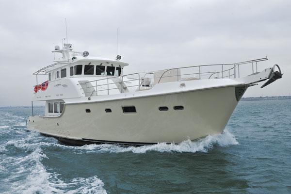 Motor Boat & Yachting | Nordhavn 63