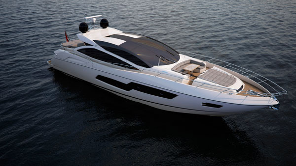 First look at new Sunseeker Predator 80 - Motor Boat & Yachting