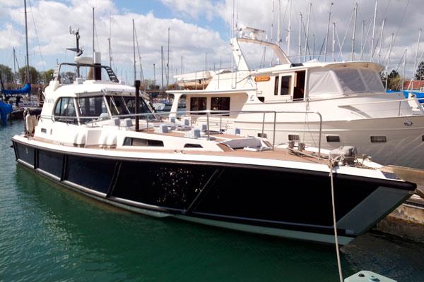 Motor Boat & Yachting | Tyler Vortex 43