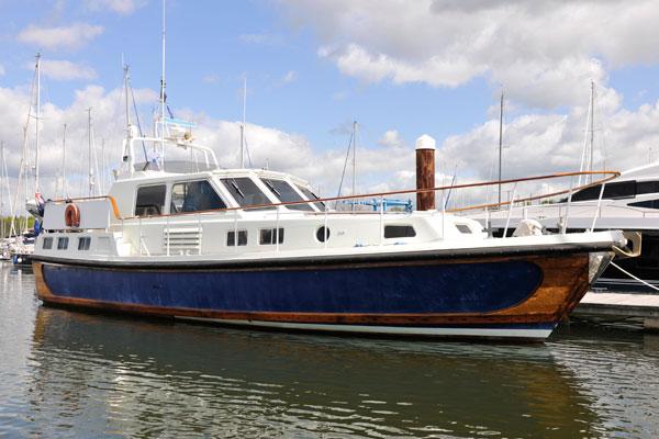 Motor Boat & Yachting | Weymouth 51