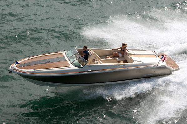 Motor Boat & Yachting   Chris Craft Corsair 32