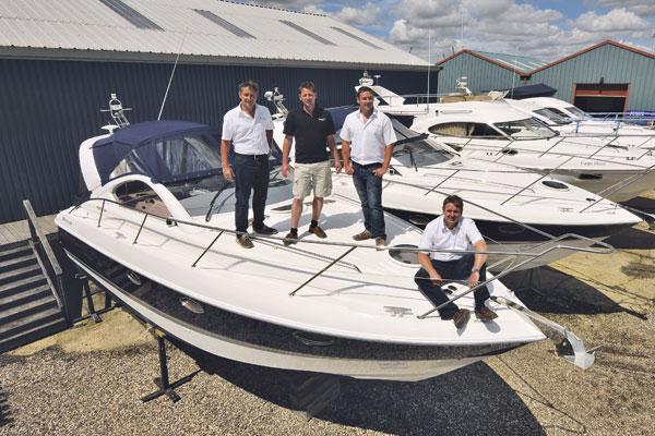Motor Boat & Yachting   Essex Boatyards