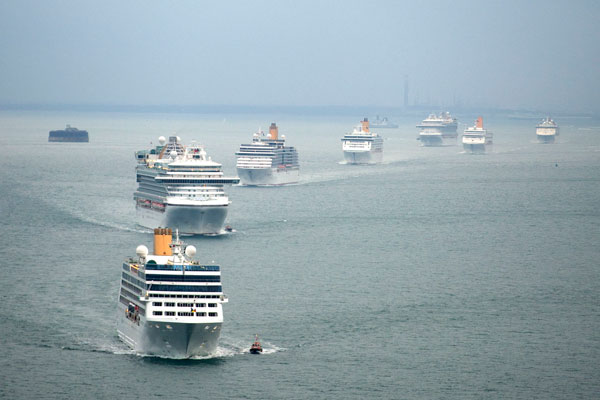 Motor Boat & Yachting   P&O Grand Event