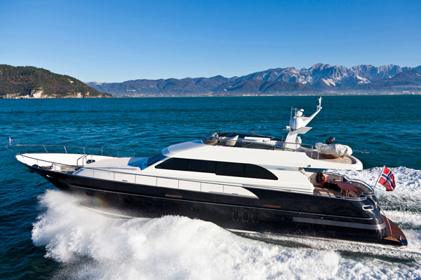 Motor Boat & Yachting | Van der Valk Continental II 23M