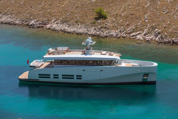 Motor Boat & Yachting | WallyAce 26m