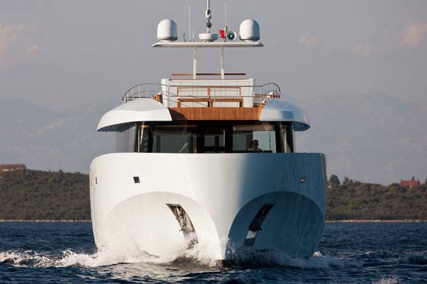 Motor Boat & Yachting   WallyAce 26m