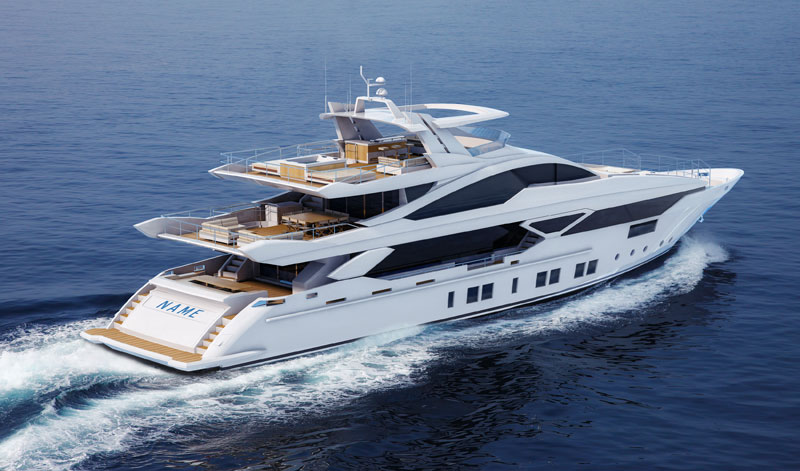 Motor Boat & Yachting   Azimut Grande 140 Trideck