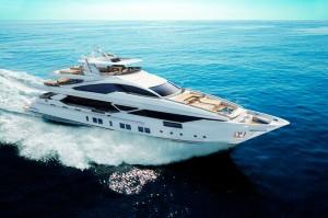 Motor Boat & Yachting | Azimut Grande 140 Trideck