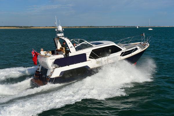 Motor Boat & Yachting | Aquastar 42