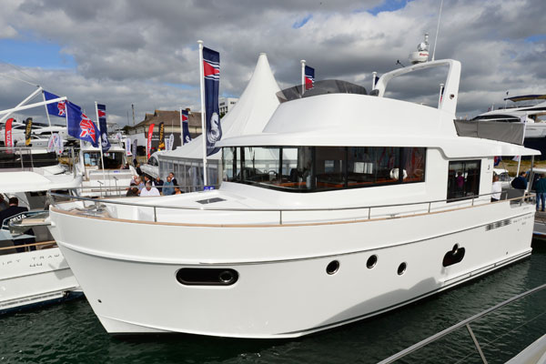 Motor Boat & Yachting | Beneteau Swift Trawler 50