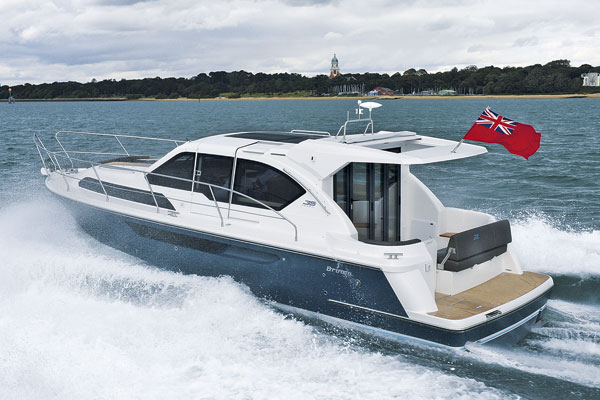 Motor Boat & Yachting | Broom 35 Coupe