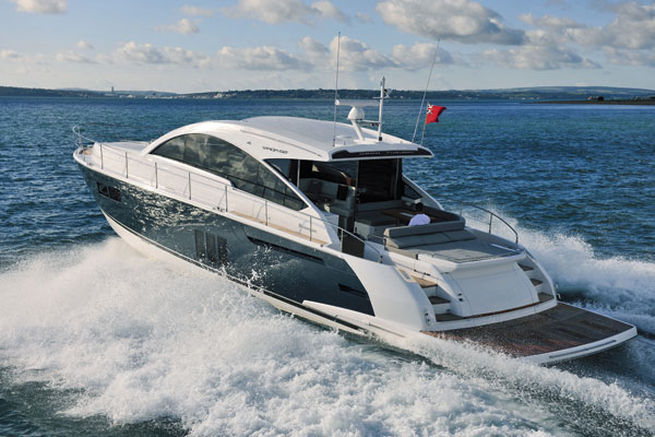 Motor Boat & Yachting | Fairline Targa 62