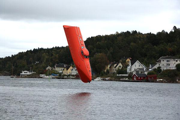 Motor Boat & Yachting | Norsafe Lifeboat