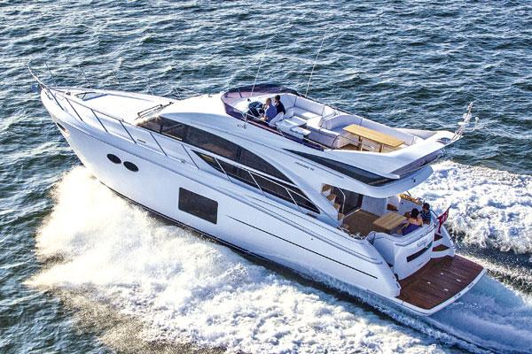 Motor Boat & Yachting | Princess 56