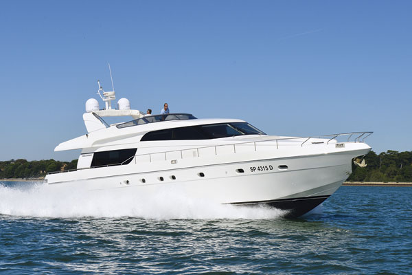 Motor Boat & Yachting | Sanlorenzo SL62