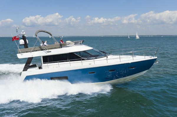 Motor Boat & Yachting | Sealine F48