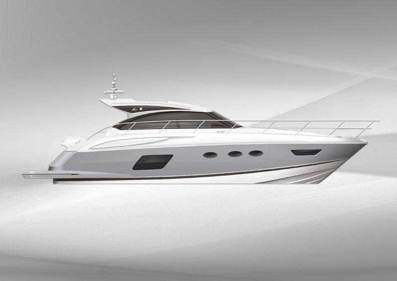 Motor Boat & Yachting | Princess V48