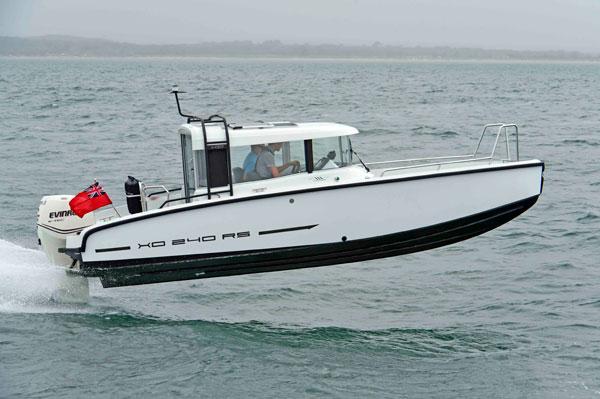 Motor Boat & Yachting | XO 240 RS Cabin