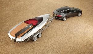 The Concept Speedboat by Jaguar
