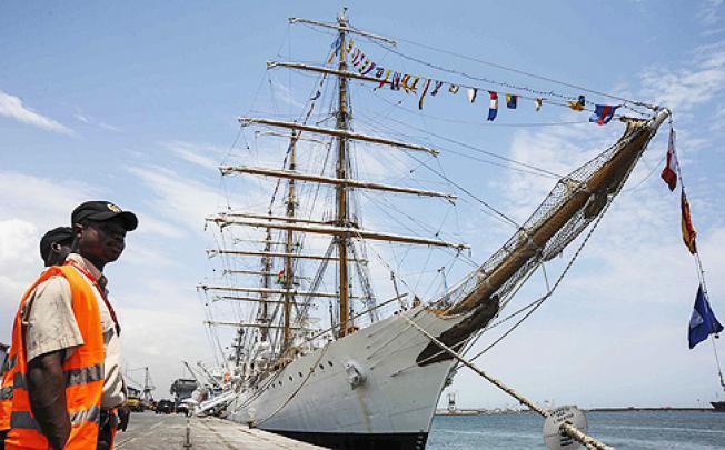 Argentine ship seized