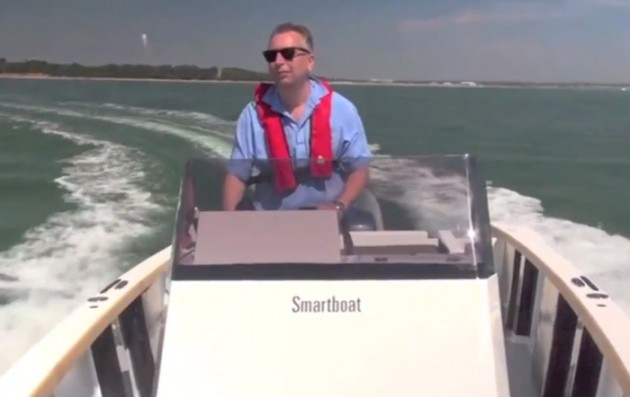 smartboat 23 review video