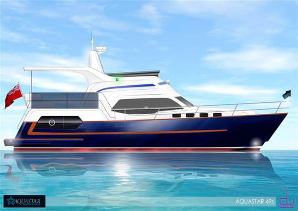 Aquastar 49 Azure