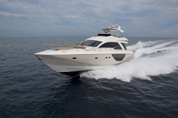 Motor Boat & Yachting   Cheoy Lee Alpha 76