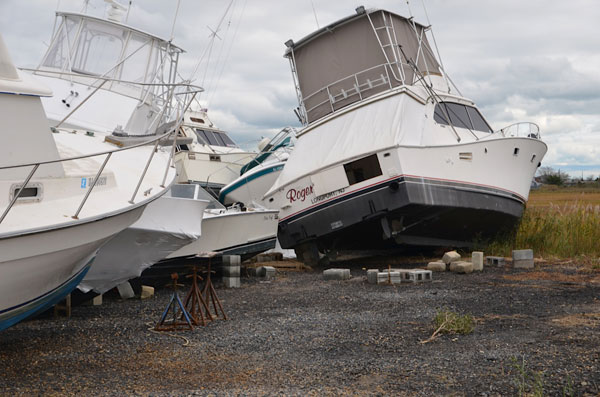 Motor Boat & Yachting   Hurricane Sandy