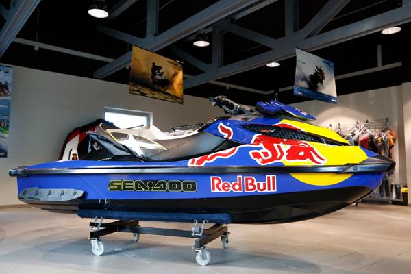 Red Bull Sea-Doo