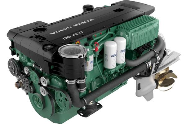 Motor Boat & Yachting | Volvo Penta D6 400