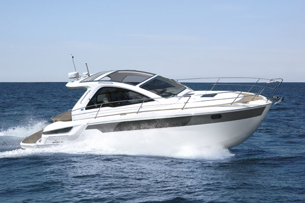 Motor Boat & Yachting   Bavaria Sport 35 HT