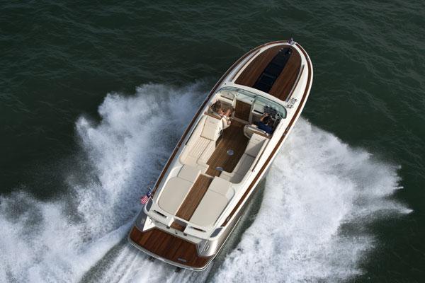 Countdown to london chris craft corsair 32 motor boat for Chris craft corsair 32 for sale