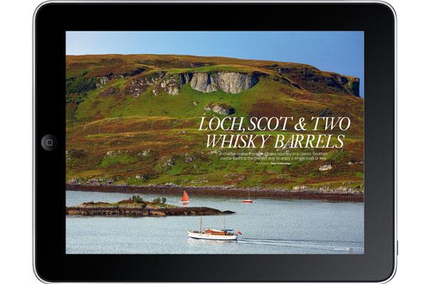 Motor Boat & Yachting   iPad