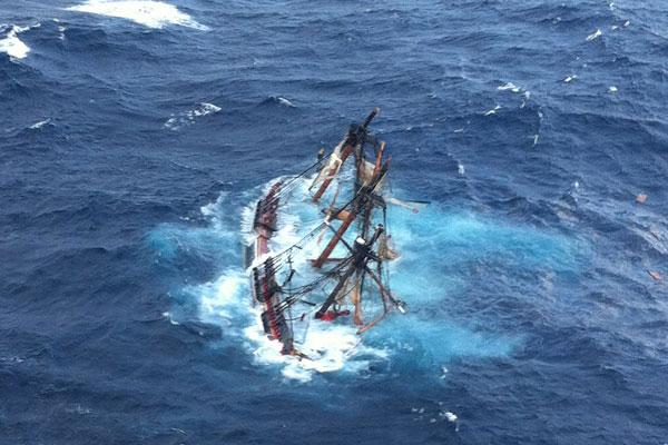 Motor Boat & Yachting | HMS Bounty