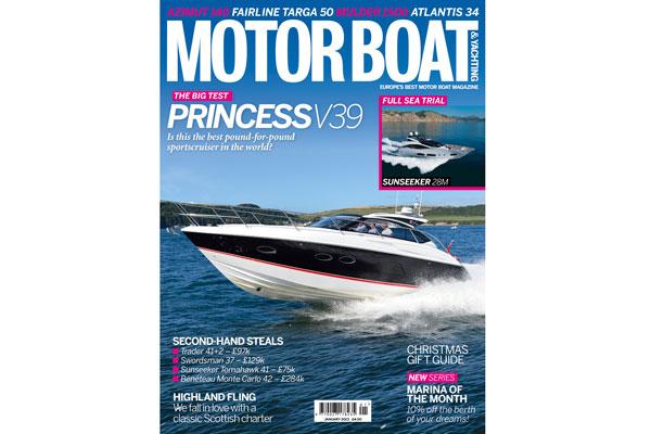 Motor Boat & Yachting | January 2013
