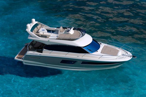 Motor Boat & Yachting   Prestige 450