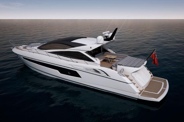 Motor Boat & Yachting | Sunseeker Predator 68