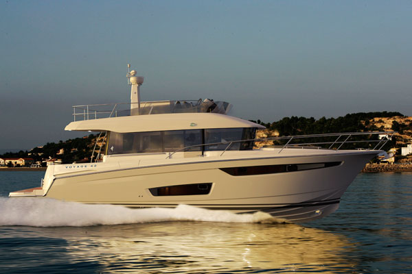 Motor Boat & Yachting | Jeanneau Voyage 42