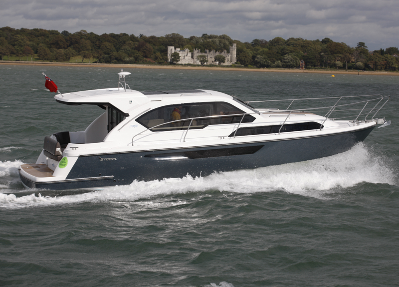Marex Broom Bayliner