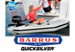 Barrus Quicksilver offer