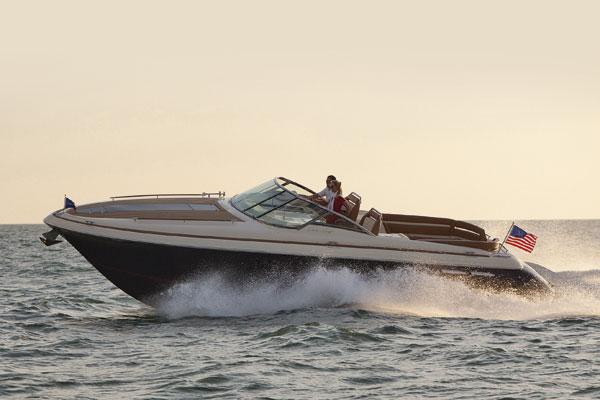 Motor Boat & Yachting | Chris-Craft Corsair 36