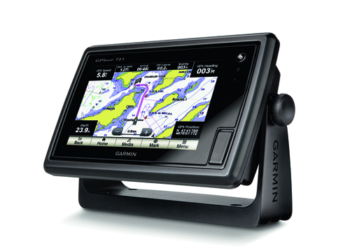 how to attach stand to garmin