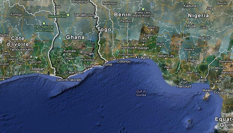 Afrian tanker seized