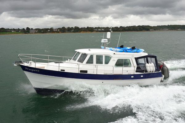 Motor Boat & Yachting | Hardy 36