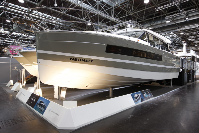 Photos Of The Jeanneau Nc14 At Dusseldorf Motor Boat