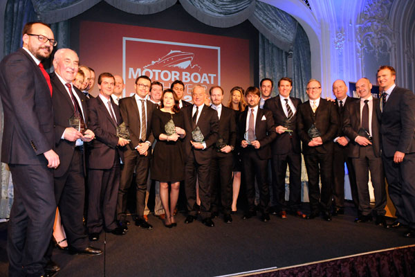 Motor Boat & Yachting | Motor Boat of the Year Awards 2013